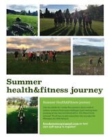 Summer Health& Fitness Journey