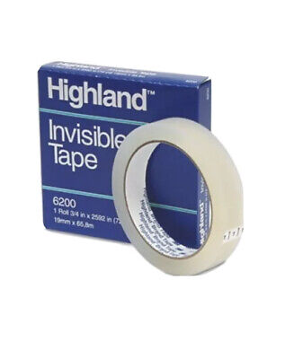 Invisible Permanent Mending Tape