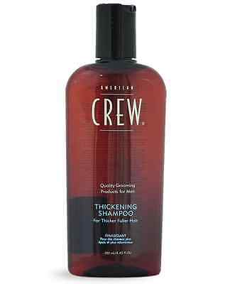 Hair Recovery - American Crew Hair Recovery + Thickening Shampoo, 8.45 oz
