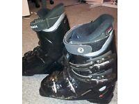 Womens ski boots size 5