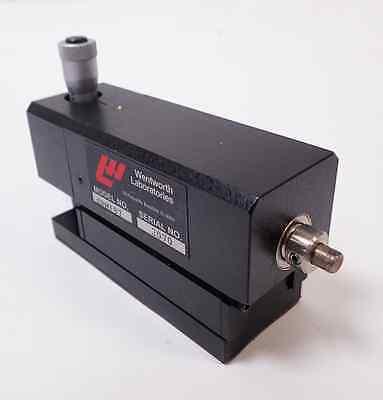 Wentworth Spm197 Magnetic Base X-y-z Precision Probe Manipulator