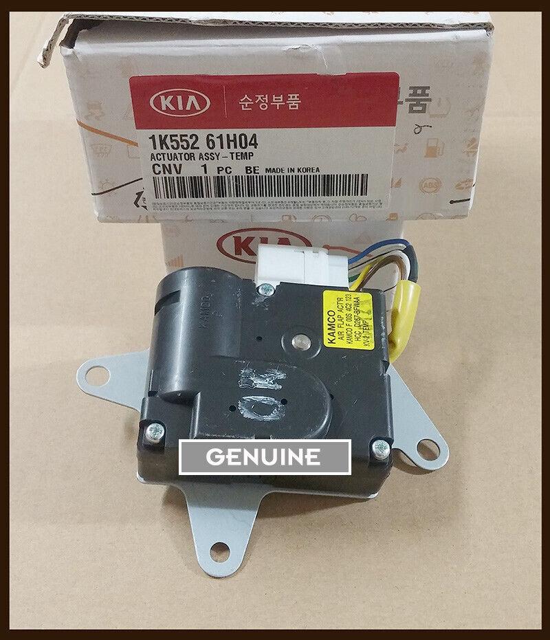 Heater Temp Actuator Front Mobis OEM 1K552-61H04 for Kia Sedona 3.5L 2002~2005