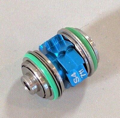 Lot Of 6 Star 430 Swl Dental Turbine Lubefree Ceramic Bearing 90day Warranty