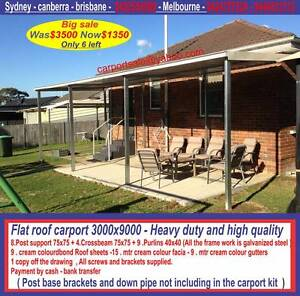 New  carport  3  x  9   $1350  or  3 x  12   $  1800 Ingleburn Campbelltown Area Preview