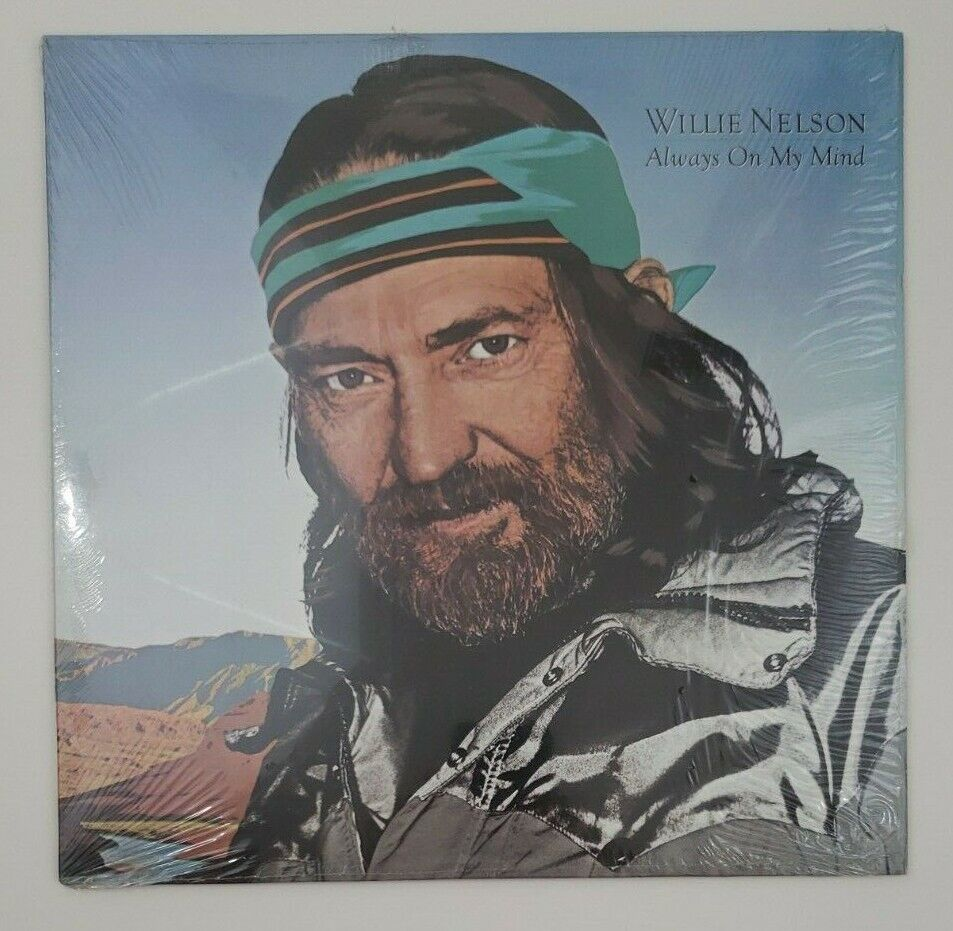 Willie Nelson - Always On My Mind (FC 37951) 1982 33rpm Rock Country Ballad LP