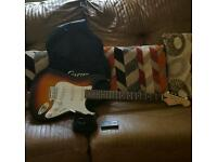 Crafter electric guitar