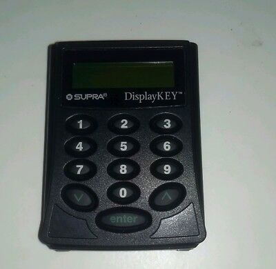 Supra Display Key Suprakey For Electronic Real Estate Lock Box Free Shipping