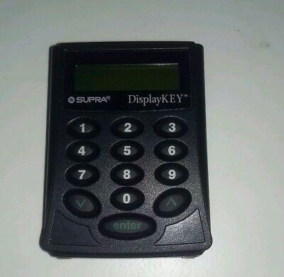 Supra Display Key Suprakey For Electronic Real Estate Lock Box Free Shipping
