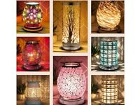 Stunning Desire Aroma Glass Lamps *** From £23.00 ***