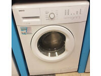 b708 white beko 7kg 1200spin A* washing machine comes with warranty can be delivered or collected