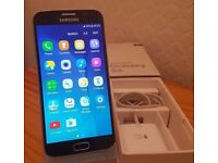 Samsung Galaxy S6 SM-G920F - 32GB - Black Sapphire (Unlocked) Ref # PF807