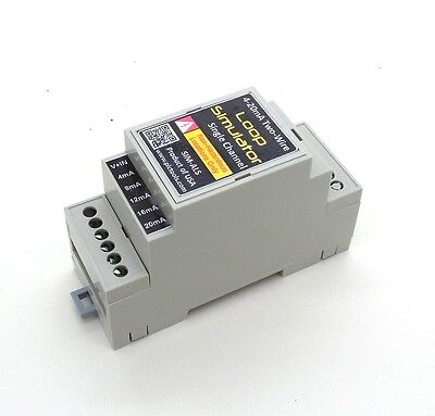 Single Channel 4 To 20 Ma Current Loop Simulator Troubleshooting Tool
