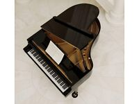 STEINHOVEN SG183 - BLACK HIGH GLOSS GRAND PIANO