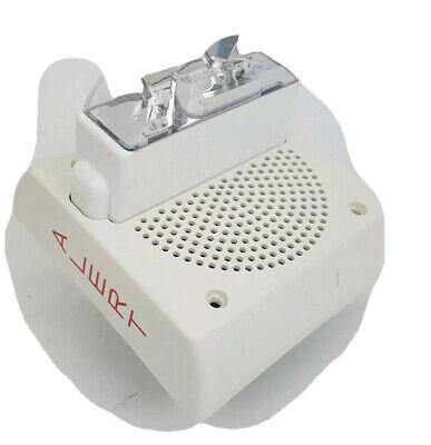 Cooper Wheelock Et70wp-2475w-alw Wall Mount Speaker Strobe Fire Alarm White