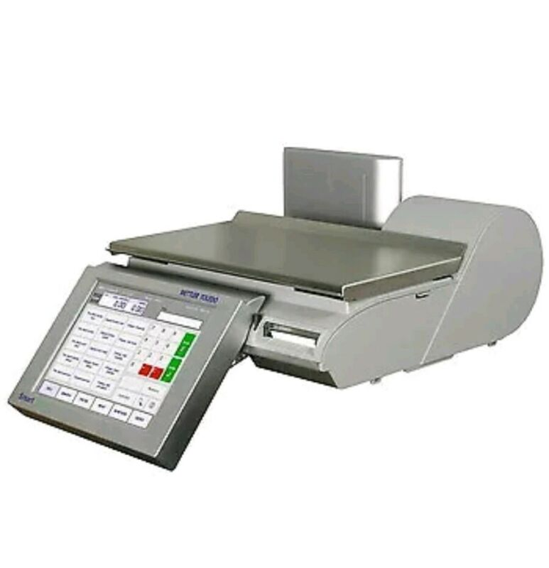 Mettler Toledo UC-CWM Touchscreen Counter Scale, with Customer display