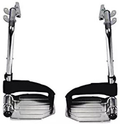Drive Medical Swing Away Footrest for Cruiser 3 TR16 TR18 BLS18FBD-SF Wheelchair