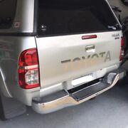 Original Factory SR5 Rear Step Bar. Toyota Hilux OEM******2015 Redlynch Cairns City Preview