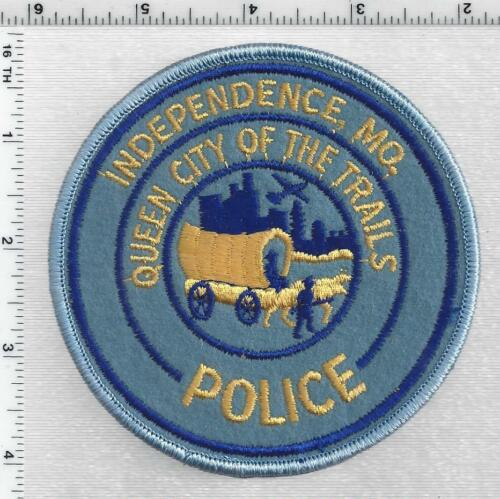 Independence Police (Missouri) 2nd Issue Shoulder Patch