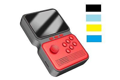 Console videogiochi retro portatile 900 giochi sup game box M3