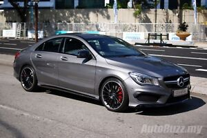 Must see Mercedes CLA 250 AMG package