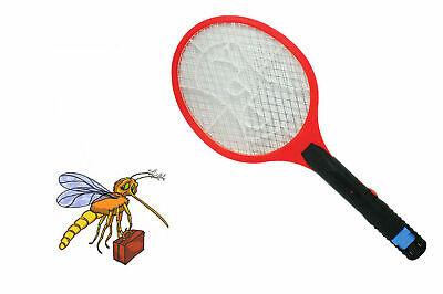 Raqueta Recargable Se Queman Las los Mosquitos Insectos Vuela Eléctrico Casa
