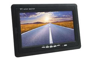 MONITOR LCD 7 POLLICI 2 INGRESSI VIDEO RCA DVD GPS TELECAMERA RETROMARCIA 7001B - Italia - MONITOR LCD 7 POLLICI 2 INGRESSI VIDEO RCA DVD GPS TELECAMERA RETROMARCIA 7001B - Italia