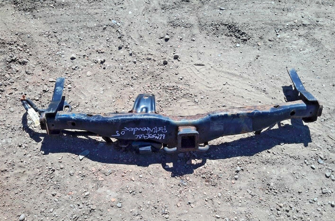 Used Nissan Pathfinder Towing And Hauling Parts For Sale Oem Trailer Wiring 2005 2007 Tow Hitch W Receiver