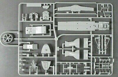 TAMIYA 1/48th Scale DORNIER DO-335A PFEIL Parts Tree C from Kit No. 61074
