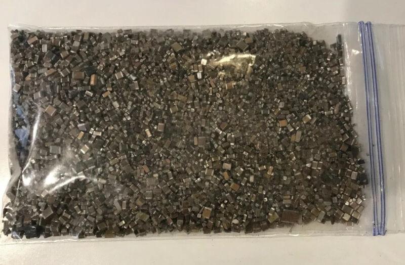 12 Oz. (344g) MLCC Scrap Palladium Silver Gold Recovery Ounces Grams