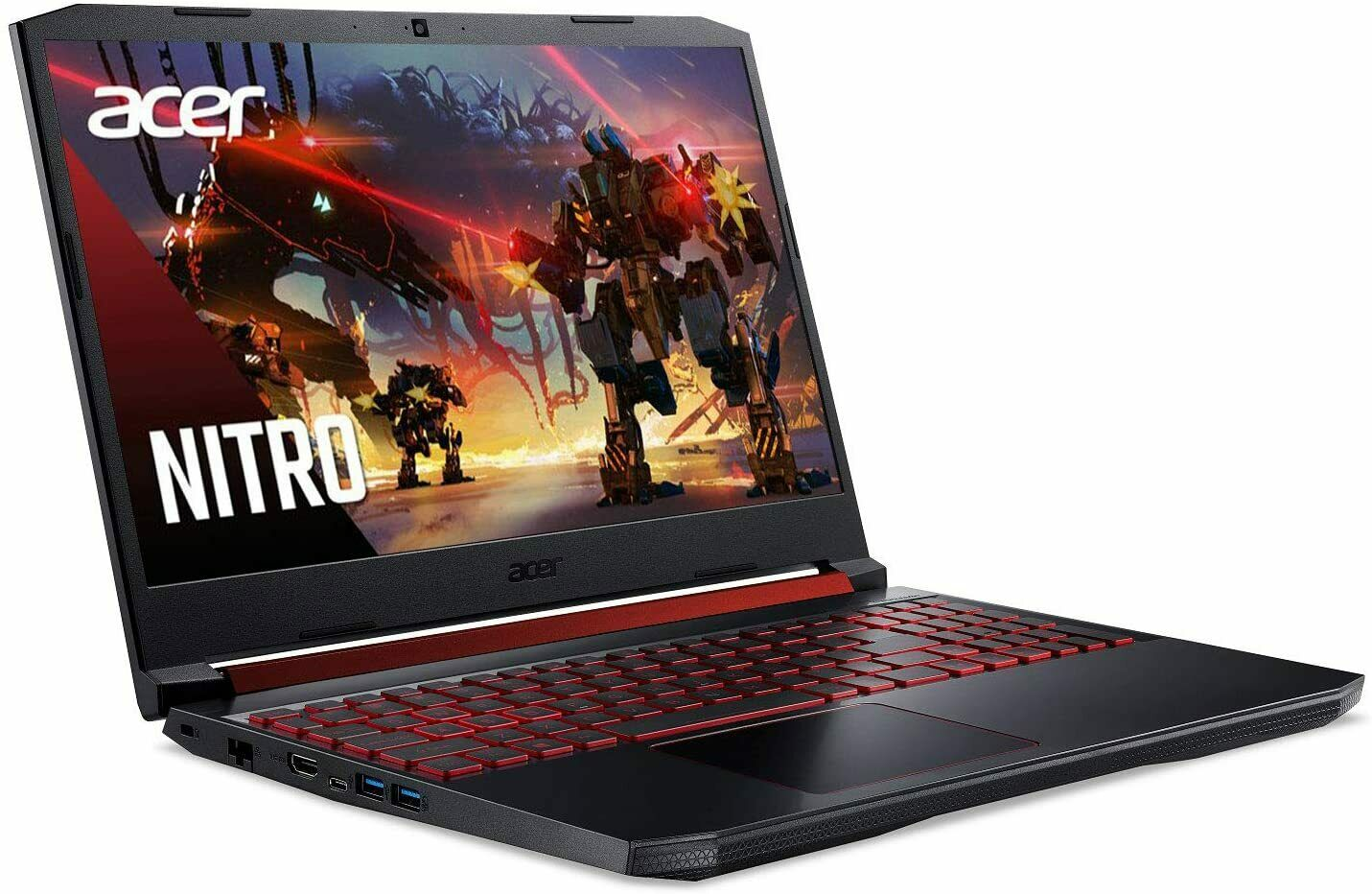 NEW Acer Nitro 5 Gaming Laptop Notebook AN515-54-728C i7 RTX
