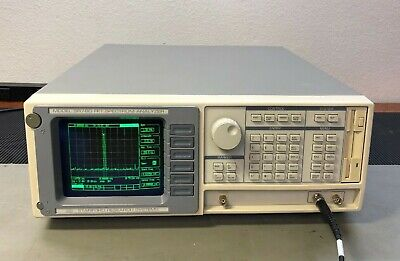 Stanford Research Systems Sr760 Fft 102 Khz Spectrum Analyzer Tested