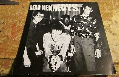 DEAD KENNEDYS STICKER COLLECTiBLE RARE VINTAGE 90'S METAL LIVE DANZIG