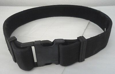 Nylon Police Security Duty Belt Small 28-34