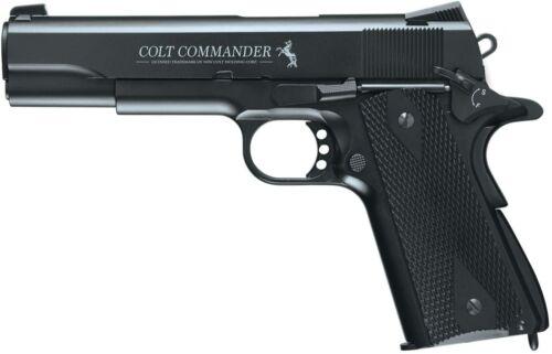 Umarex Colt Commander Blowback Metal Frame .177 Caliber Co2 Powered BB Airgun