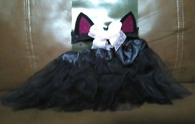 Happy Halloween Baby  Dress Up Cat Set  0-3 Months](0-3 Month Halloween Costumes)