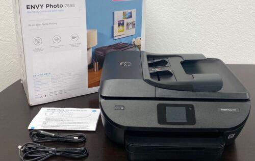 HP ENVY Photo 7858 InkJet Printer