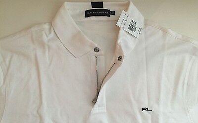 NWT - Ralph Lauren BLACK LABEL S/S Polo Shirt  (Size-XL) Polo Ralph Lauren Black Label