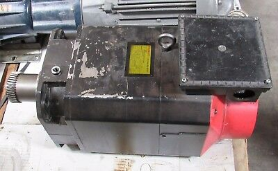 Fanuc Ac Spindle Motor 12s A06b-0756-b1903000 From Kitamura Mycenter H400