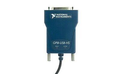 New - National Instruments Ni Gpib-usb-hs Controller 187965e-01l