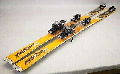 Dynastar Ski Cross 9 178 Pintail Snow Skis 94-66-104 w/ Look Nova 11 Bindings