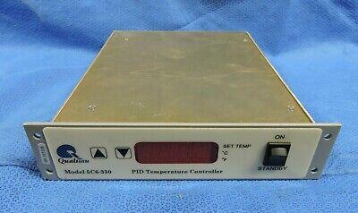 Digital Pid Temperature Controller Fahrenheit And Centigrade Scale Model 5c6-330