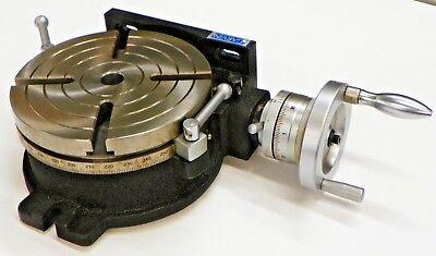 8 Vertical-horizontal Precision Rotary Table Tsl-200  Tb190