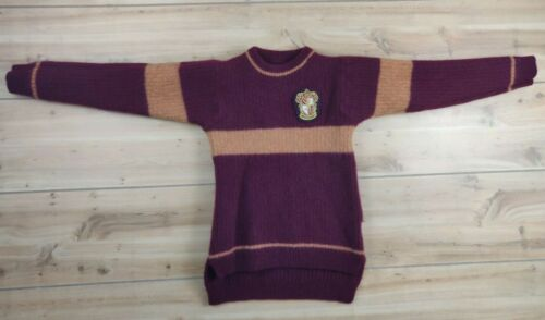 Wizarding World Of Harry Potter Gryffindor Quidditch Sweater Kids Small Scotland