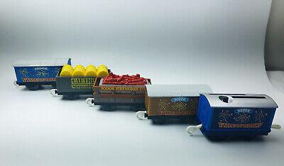 SODOR FIREWORK CO. Set Light-up Thomas&Friends Trackmaster For Motorized Trains