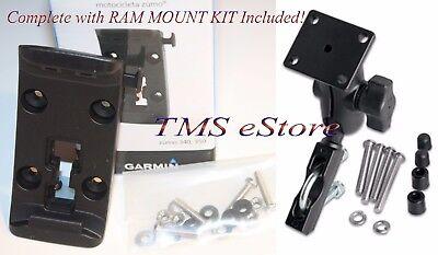 Motorcycle Ram Mount & Bracket for Garmin Zumo 350LM 390LM 395LM GPS-10962 11843](garmin gps motorcycle mount)