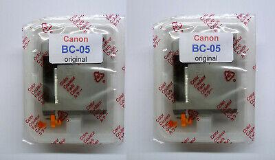 2 x Original Canon BC-05 Color BJC-200 BJC-230 BJC-250 BJC-270 BJC-1000 --- o.V. Canon Bjc 250