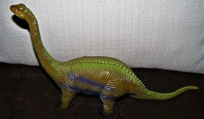 2001 Hard Plastic Dinosaur Brachiosaurus (12x11)