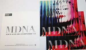 MADONNA-MDNA-PROMO-3-Official-Interscope-STICKERS-4-5x4-5-2012