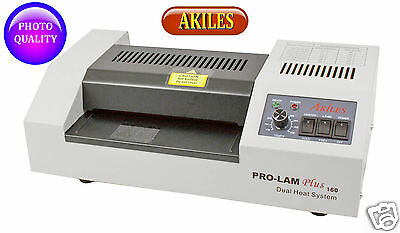 Akiles Prolam Plus 160 Pouch Laminator Machine 6.3-inch Hot Cold New