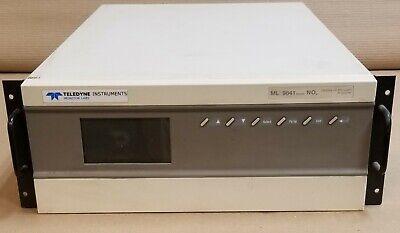 Teledyne Analytical Instruments Model 9841as Ml-9841 Oxides Of Nitrogen Analyzer